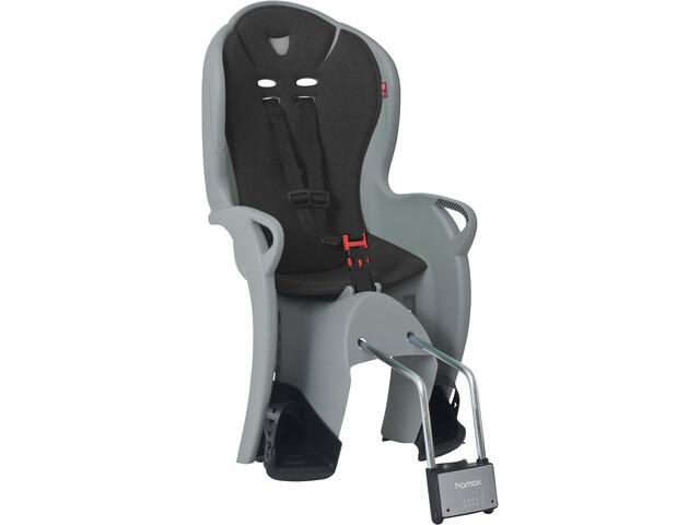 Hamax Kiss siodełko dla dziecka, grey/black